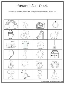 Ultimate Word Work Beginning Consonants: Phonics, Spelling, Vocab-Minimal Prep
