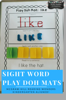 Ultimate Word Work Bundle - McGraw Hill Wonders Aligned for K Curriculum