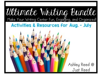 Writing Resources : Ultimate Bundle