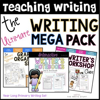 Writing Through the Year {Primary Writers}