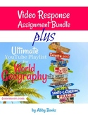 Ultimate YouTube Playlist for World Geography & Video Resp