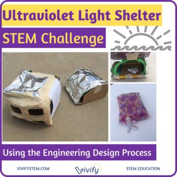 Ultraviolet Light Shelter STEM Challenge (Solar Space Science & Engineering)