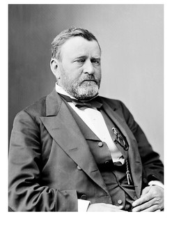Ulysses S  Grant Word Search