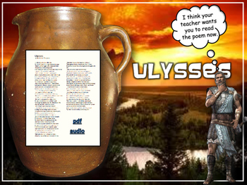 Ulysses by Alfred, Lord Tennyson