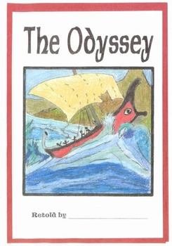 The Adventures of Ulysses by Bernard Evslin Reading and Writing Unit