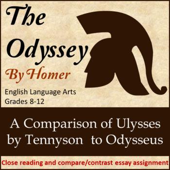 ulysses text tennyson