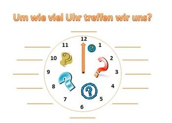 Um wie viel Uhr treffen wir uns?  Making Appointments