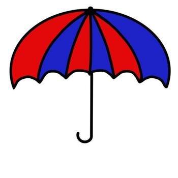 Umbrella Clip At