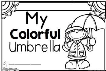My Colorful Umbrella