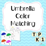 Umbrella Color Matching