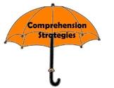 Umbrella Comprehension Strategies Posters
