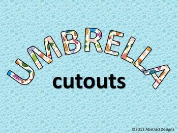 Umbrella Cutouts