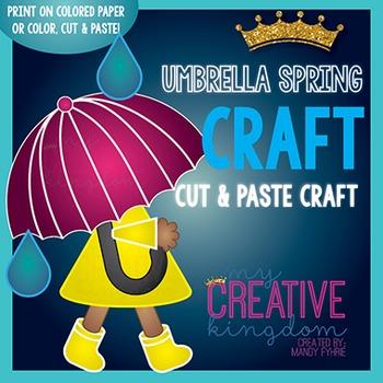 Umbrella Spring Weather Craft
