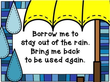 Umbrella Tags editable