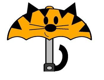 Umbrella Tiger Craft