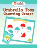 Counting Center Work Station - Umbrella Toss