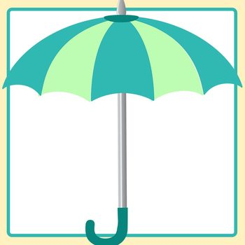 Umbrellas Clip Art Set for Commercial Use