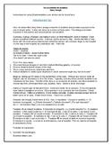 Un Accidente De Autobús - A Spanish TPRS Unit