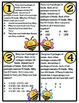 Un-BEE-lievable Word Problems: Texas 4th Grade Math (New TEKS)