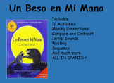 Un Beso en Mi Mano The Kissing Hand Spanish
