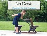 Un-Desk Brain Breaks Movement Cards