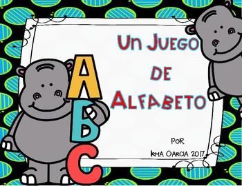 Un Juego de Alfabeto