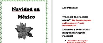 Un Librito De Navidad En México Online Research Navidad