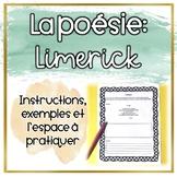 Un Limerick - La poésie