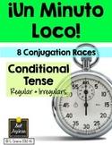Minuto Loco - Conditional Tense Conjugation Games - Standa