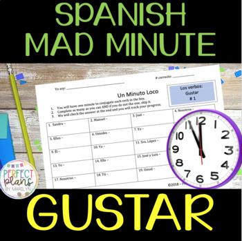 Mad Minute - Un Minuto Loco - GUSTAR