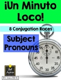Minuto Loco - Subject Pronouns - Pronombres Sujetos - Stan