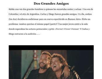 Un Poquito Tuyo by Diego Torres and Carlos Vives