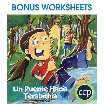 Un Puente Hacia Terabithia - Kit de Literatura Gr. 5-6 - BONIFICACION