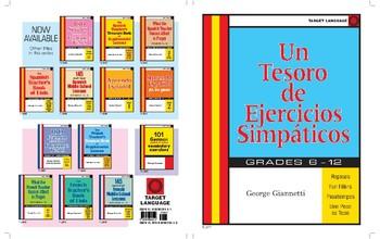 Un Tesoro de Ejercicios Simpaticos, Grades 6-12