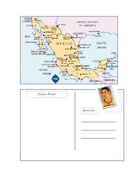 Un Viaje a Mexico -- Computer Research Project
