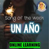 Un año by Sebastián Yatra/Reik Spanish Song Activities Pac
