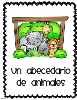 Un abecedario de animales