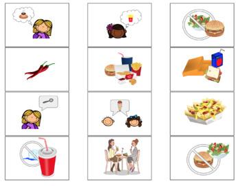 Un almuerzo delicioso: Intro to stem-changing verbs in Spanish