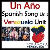Un Año Spanish Song Unit & Venezuela Unit - Yatra y Reik