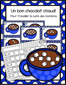 Un bon chocolat chaud!