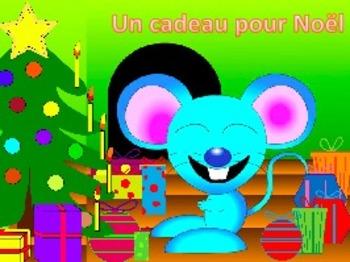 Un cadeau pour Noël (French Christmas Story - Histoire - Vidéo avec son)