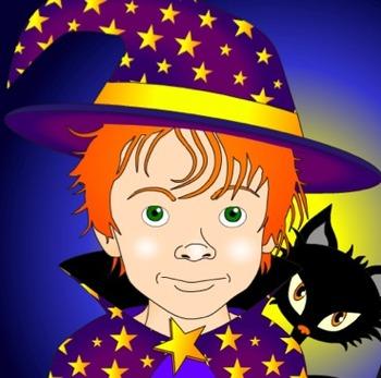 Un costume pour Halloween (Short Story/Games Bundle)