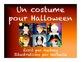 Un costume pour Halloween - pdf