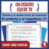 El pretérito y el imperfecto: Un cuento al revés #1