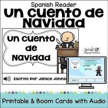 Un cuento de Navidad Spanish A Christmas Carol Reader