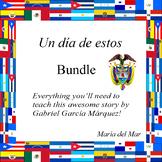 Un día de estos por Gabriel García Márquez bundle