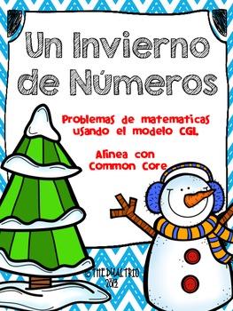Un invierno de números - Math Word Problem Solving