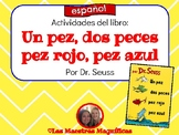 Un pez dos peces pez rojo pez azul - Dr. Seuss (Español)