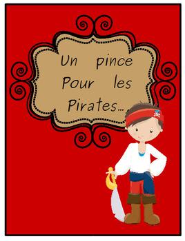 Un pince pour les pirates...