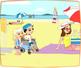 French FSL: Un pique-nique a la plage